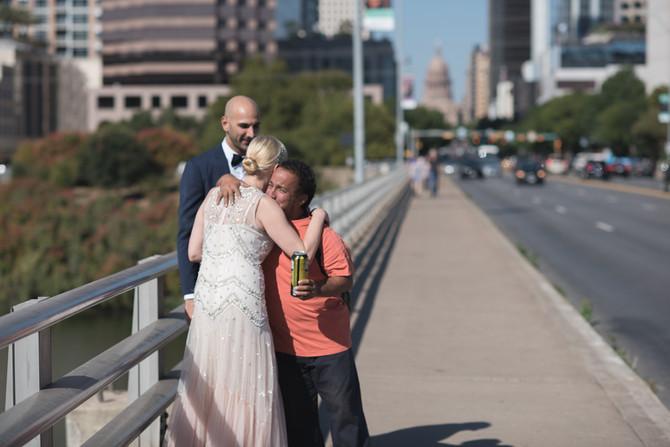 Deep Eddy Distillery Wedding Photography in Austin / Dripping Springs
