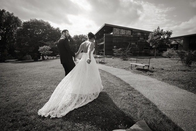 Grange Audubon Center Wedding Photography in Columbus
