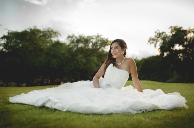 San Antonio Bridal Photography