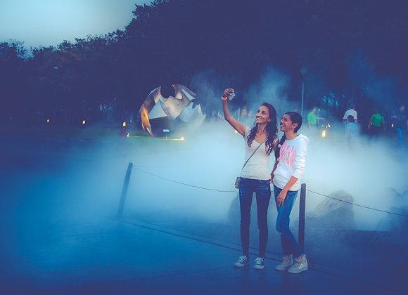 Teenies freuen sich selbst in der Natur Instagram Video Views kaufen zu können.