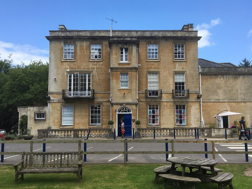 Conservation of listed Paragon School in Bath