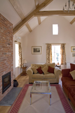 House near Langport, Somerset - traditional interior