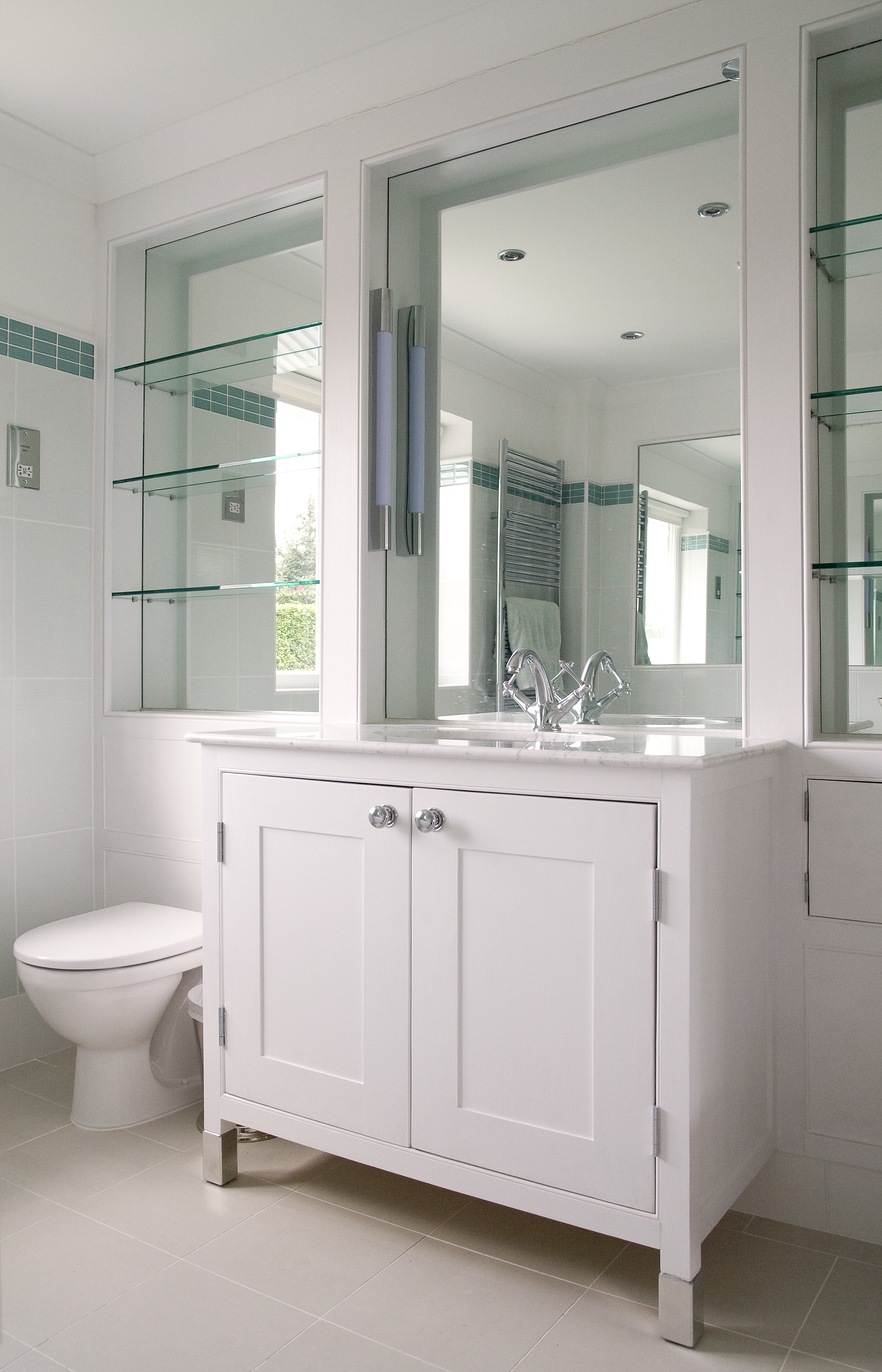 Refurbishment of a house in Somerton, Somerset - traditional bathroom
