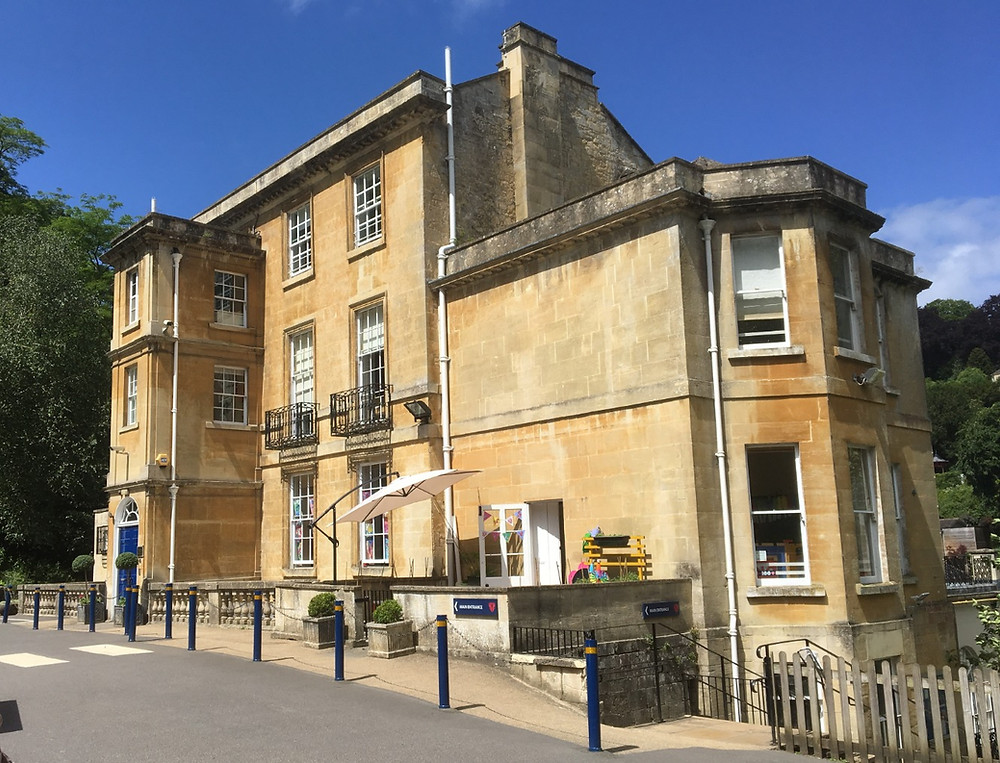 Conservation - Paragon School, Bath
