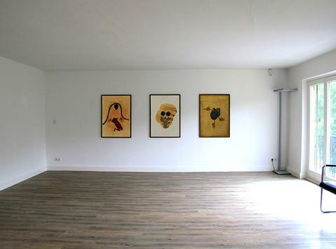 LIEB LEIB LEID LIED, Kunstforum Markert, 2018
