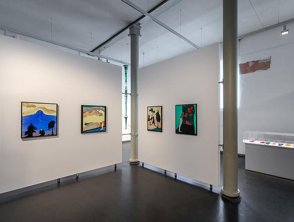 SHE WORLD, Galerie im Marstall Ahrensburg, 2019