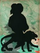 GESTALT / aquatint etching
