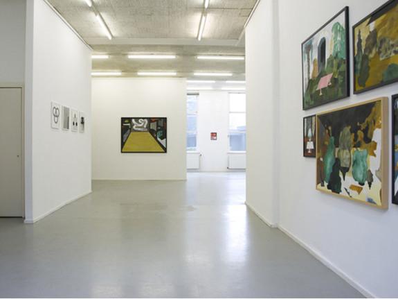 GOD WALKS, Galerie Kokon Tilburg 2013
