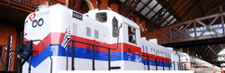 trem Expresso turistico