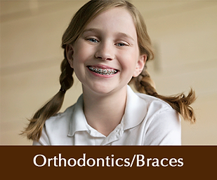 Orthodontics Braces - general dentist Brentwood California