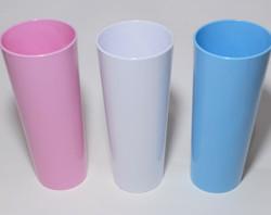 copo long drink 350mL candy color crismi