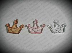 Pingente Coroa Coração