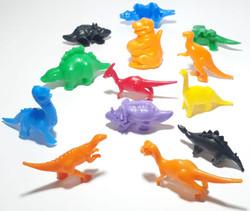 mini dinossauros brinquedos sacolinha surpresa