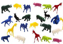 animais zoo fazendinha selva mini brinquedos mimos