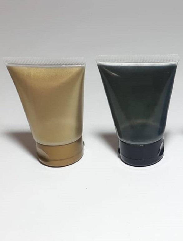 Bisnagas Plástica 30mL Color Lembrancinhas Alcool Gel Hidratante