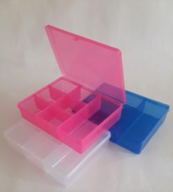 caixa organizadora 14x11x3,5cm guloseima