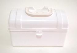 maleta bau matrix branca lembrancinhas