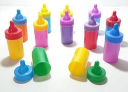 mini mamadeiras brinquedos infantil sacolinha surpresa