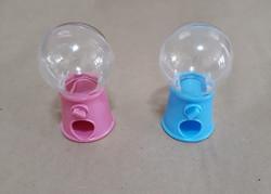 Baleiro Candy 7cm rosa ou azul