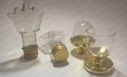 Cúpulas Coroas Douradas Lembrancinha