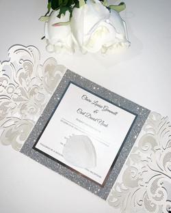 Wedding Details Insert