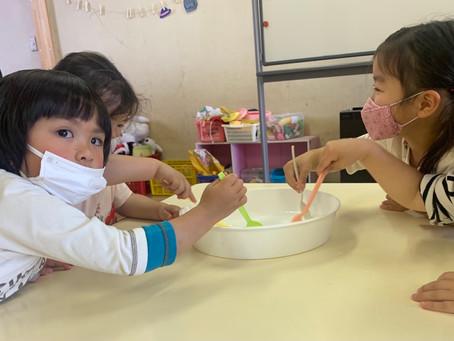 TOKKA科学あそび(3歳児)