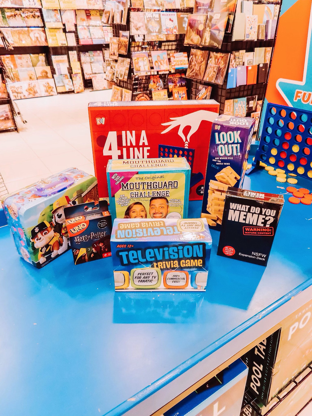 indy kids toys, indy games, indy calendars, holiday gifting, gift guide, indy blogger, Hamilton town center