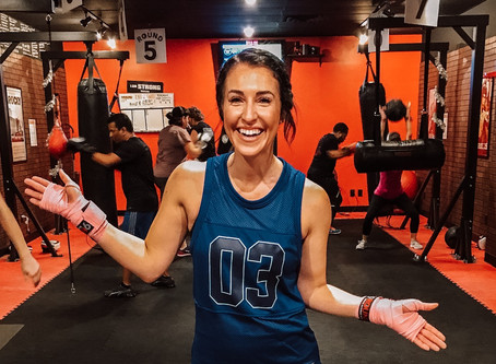Kickboxing Your Way to a Healthier YOU