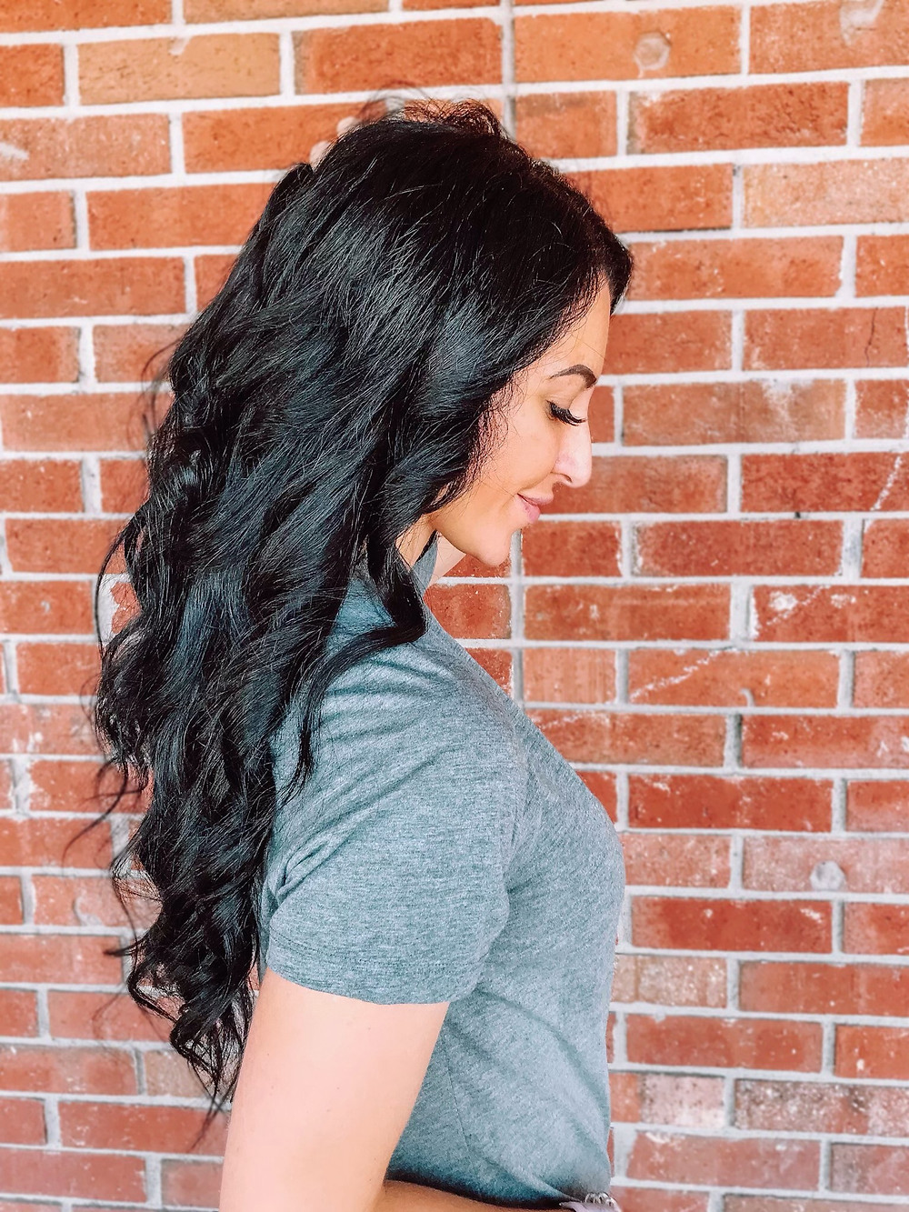 Transformations, hot head extensions, tape in extensions, hair loss, hair restoration, Indianapolis blogger, indy blogger, indy spa, indy salon, boutique clothing, the girls in grey