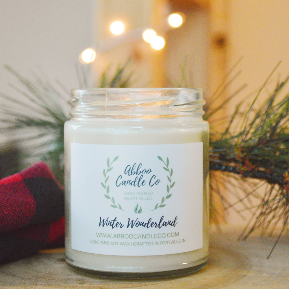 candle company, indy candles, holiday gift guide, shop local