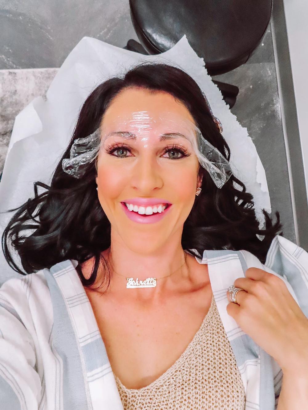 Indianapolis microblading, indy microblading, eyebrows, microblading, combination brows, brow Inspo, Indianapolis blogger
