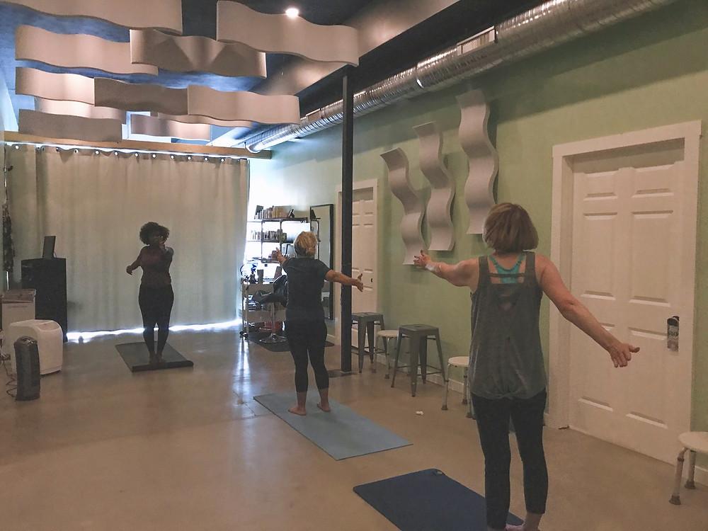 Hot yoga, yoga, stretching, acupuncture, Indianapolis, Indianapolis blogger, bargersville Indiana, bargersville wellness