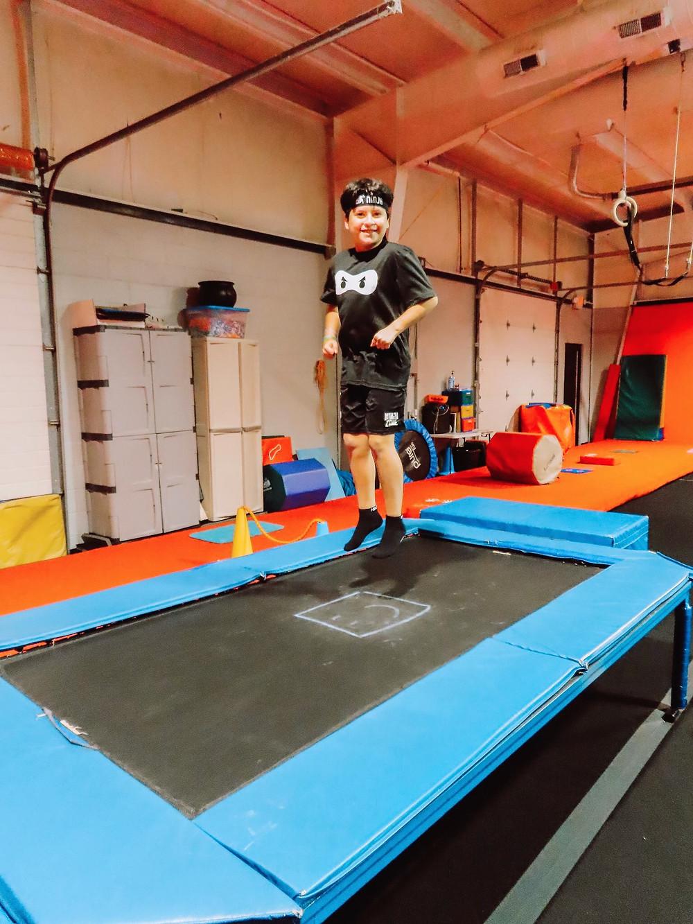 kids activities, indy with kids, ninjazone, ninjawork,