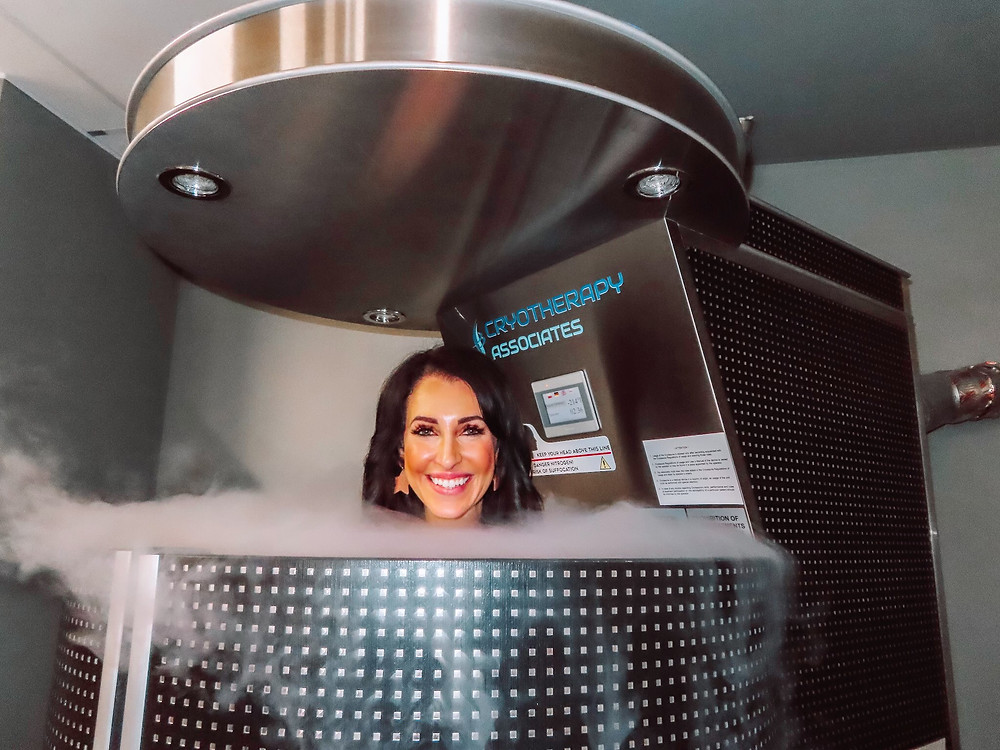Southside Indianapolis, Indianapolis, Indianapolis blogger, cryotherapy, local cryotherapy, health and wellness, body builder, active life, fit mom, cry facials, health spa