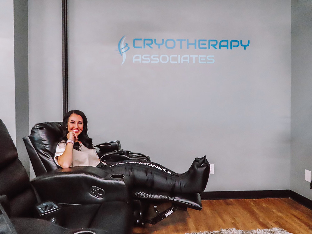 Cryotherapy, local cryotherapy, cryofacials, normatec, Indianapolis, indy, Indianapolis blogger, fitness blogger, wellness blogger, health and wellness, Greenwood Indiana