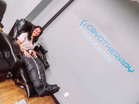 The NormaTec at Cryotherapy Associates