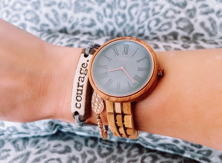 My Favorite Summer Accessory: A Watch by JORD + a Giveaway