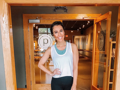 Meet me at the Barre :: Pure Barre
