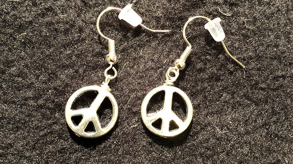Fun Peace earrings