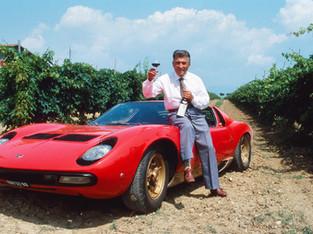 When I Met Ferruccio Lamborghini