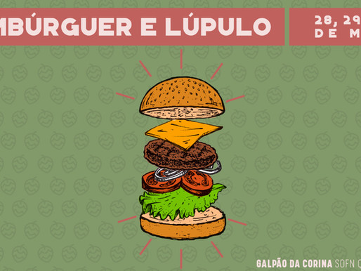 🍔 Hambúrguer e Lúpulo! 🍻