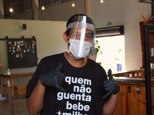 REABERTURA DO GALPÃO
