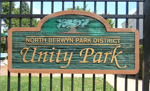 Unity Park Sign
