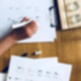 Handlettering Workshopflow