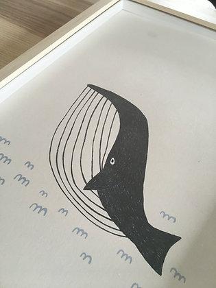 WALTER WAL - Print