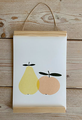 BIRNE & HELENE - Print