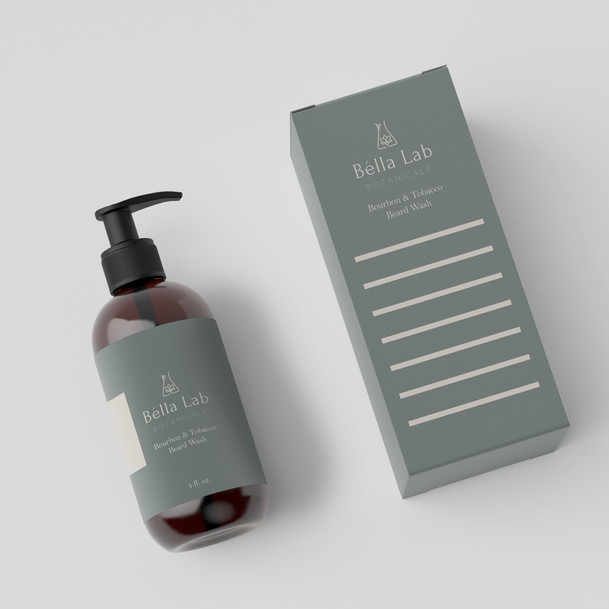 Bella Lab Botanicals Packaging Design