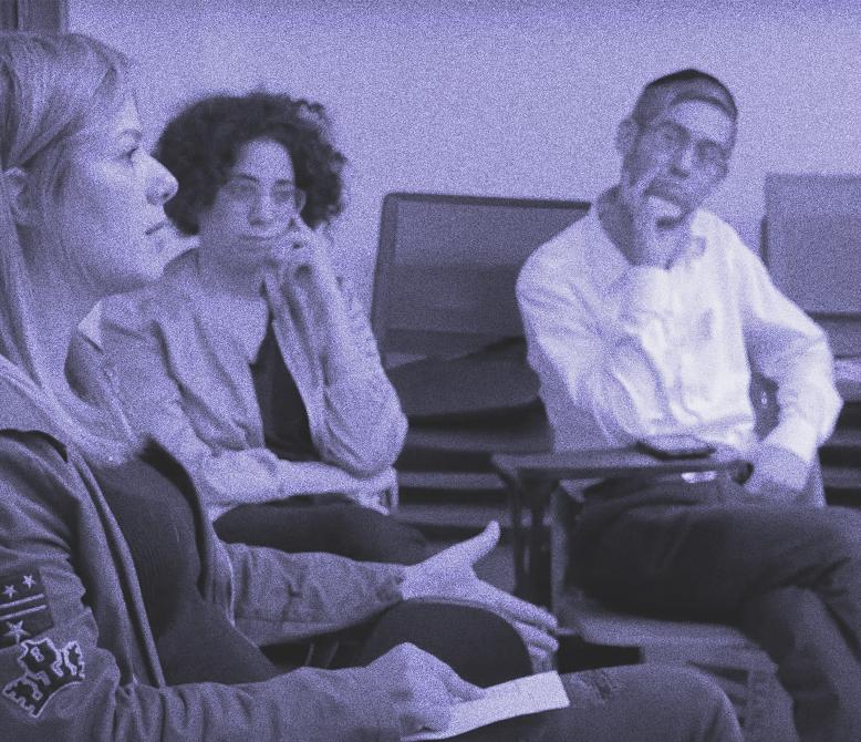 people meeting in a workshop