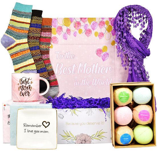 Best Gift Basket for Mom