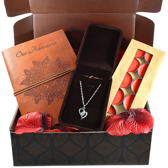 Best Gift Basket for Anniversaries and Valentine's Day!